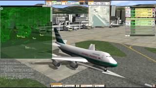 Let's Play ATC 3: Kai Tak Airport (Part 1)