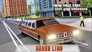 Grand Thief Gang City Limo Gangster Mafia