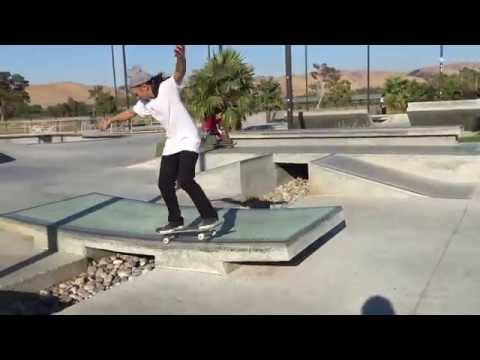 Bs Nosegrind Nollie Bigspin Out - The Process