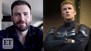Chris Evans' Panic Attacks Over 'Captain America' Role