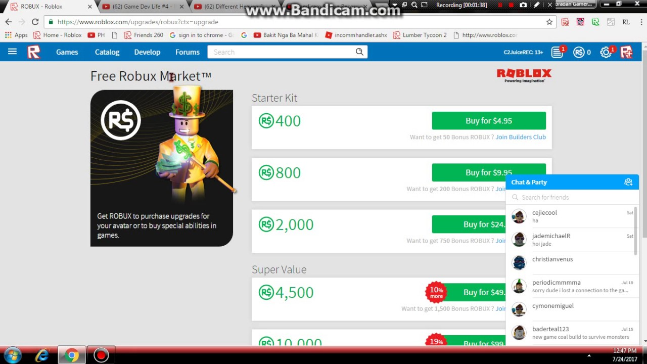 Roblox How To Get Free Robux Actually Worked No Pastebin No - roblox pastebin get free catalog
