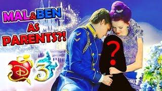Descendants 3 🍎 WILL MAL & BEN HAVE A DAUGHTER?! 😨 #D3 Deets Born2BeViral 🔥