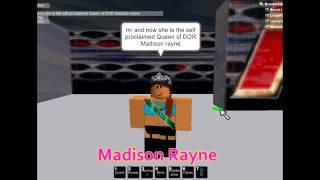 DRW (Divas Roblox Wrestling) episode 2 part 2