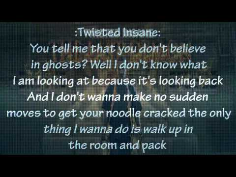 Twisted Insane - Floor Boards (feat. Kamikazi) [Lyrics + HD]
