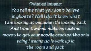 Twisted Insane - Floor Boards (feat. Kamikazi) [Lyrics + HD]