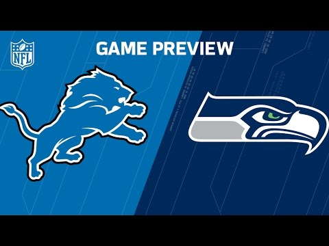 Lions vs. Seahawks | Matthew Stafford vs. Russell Wilson | NFL Wild Card Weekend Previews
