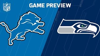 Lions vs. Seahawks | Matthew Stafford vs. Russell Wilson | NFL Wild Card Weekend Previews