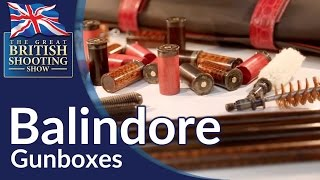 Balindore Gunboxes At The Great British Shooting Show 2015