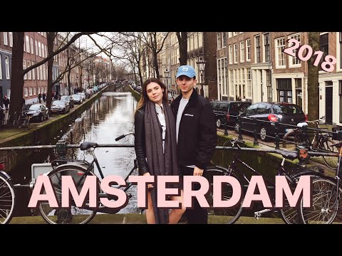 Amsterdam, The Netherlands // Travel Vlog 2018