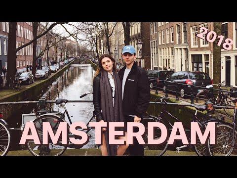 Amsterdam, The Netherlands // Travel Vlog 2018