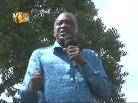 Uhuru Kenyatta's speech in Nyamira County  (21.03.2017)