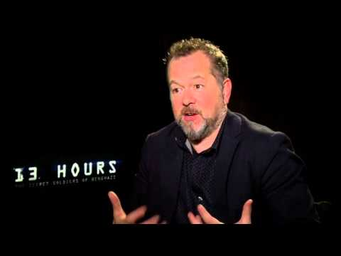 13 Hours: David Costabile Exclusive