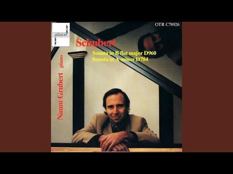 Sonata in B-Flat Major, D. 960: Scherzo - Allegro vivace, con delicatezza