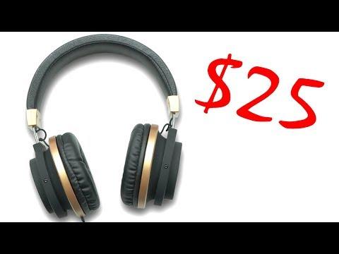 Cheap Headphones on a Budget