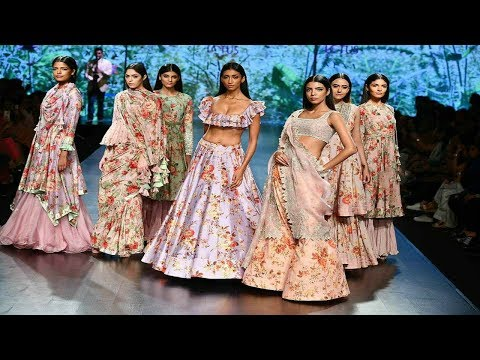 Anushree Reddy | Spring/Summer 2019 | India Fashion Week