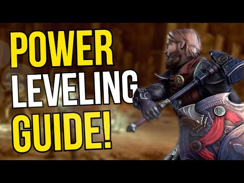 Top 5 Powerleveling Tips for ESO - Powerlevel 1-50 Guide for the Elder  Scrolls Online 2019