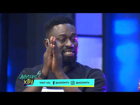 Ahosepe Xtra with Sister Sandy on Adom TV (7-8-21)