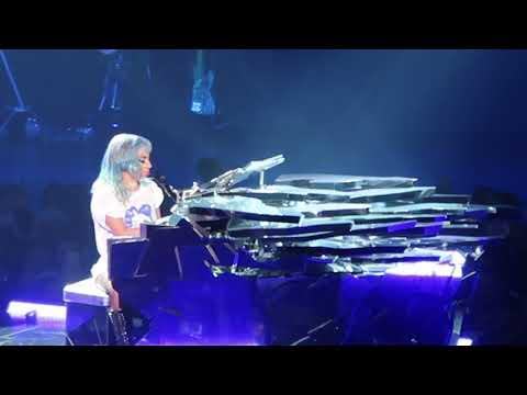 Lady Gaga - &39;Shallow&39; - Enigma - Park MGM Las Vegas - 11919