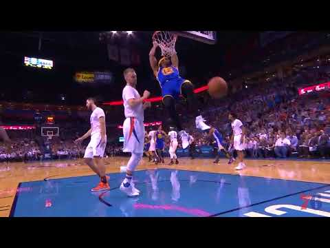 James Michael McAdoo Highlight Reel