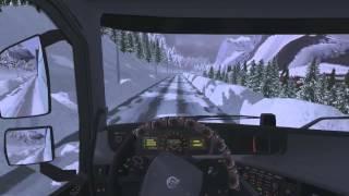 Truckers map by.goba6372.r38 1.7.1 тест Shturman 12