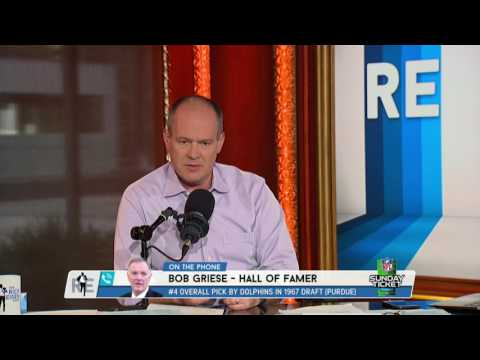 Pro Football HOFer Bob Griese on What Dolphins QB Ryan Tannehill Needs to Do to Progress - 8/10/16