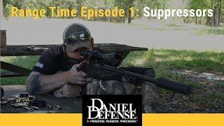 Range Time Episode 1: Suppressors
