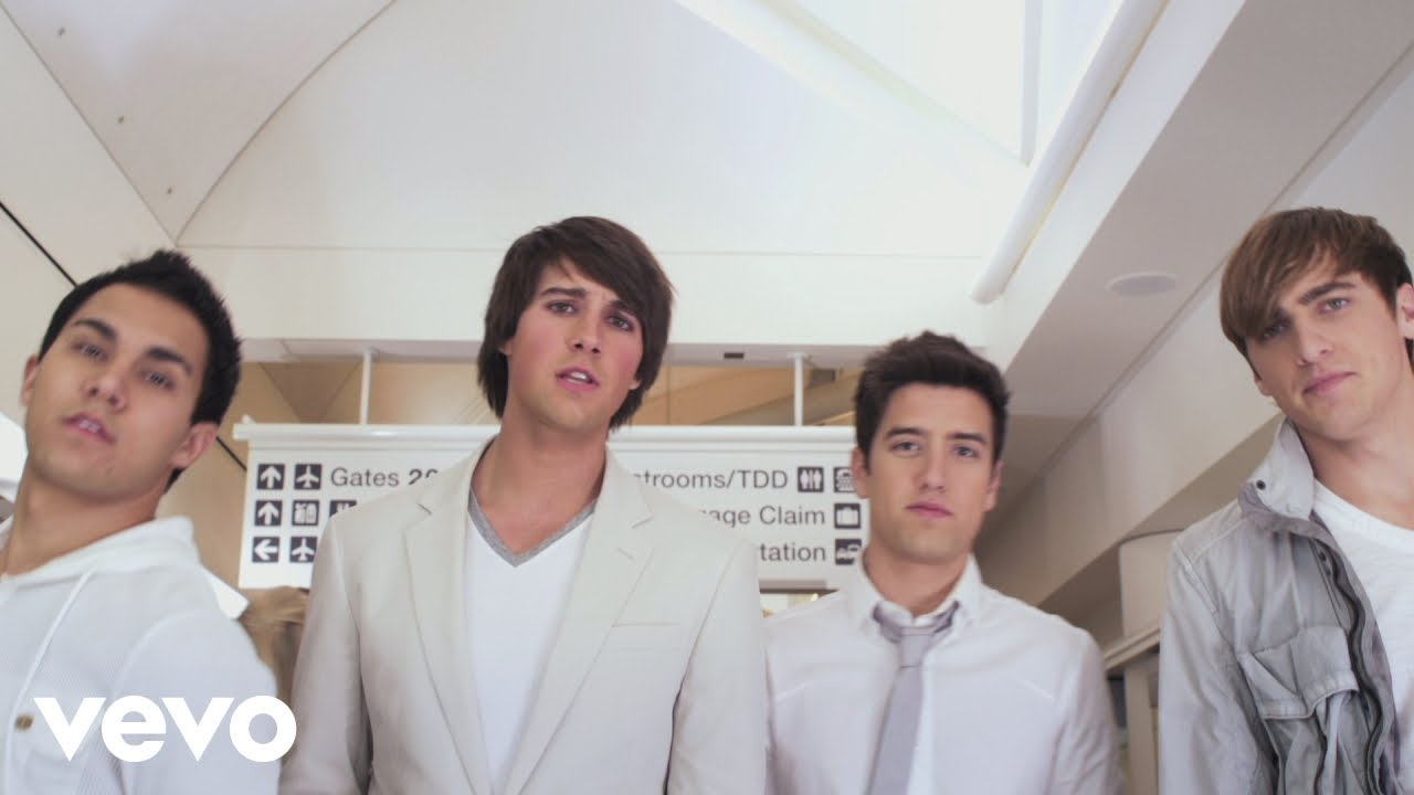 Big Time Rush Boyfriend Official Music Video Ft Snoop Dogg Youtube