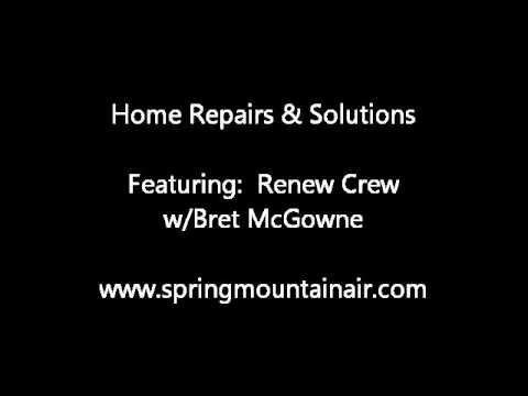 Home Repairs & Solutions