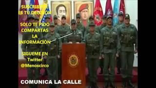 VENEZUELA AL BORDE DE UN CONFLICTO ARMADO CON ESTADOS UNIDOS, ALTO MANDO RETA A LA CASA BLANCA