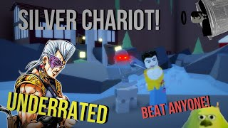 How to Beat ANYONE with Silver Chariot! (ABD)