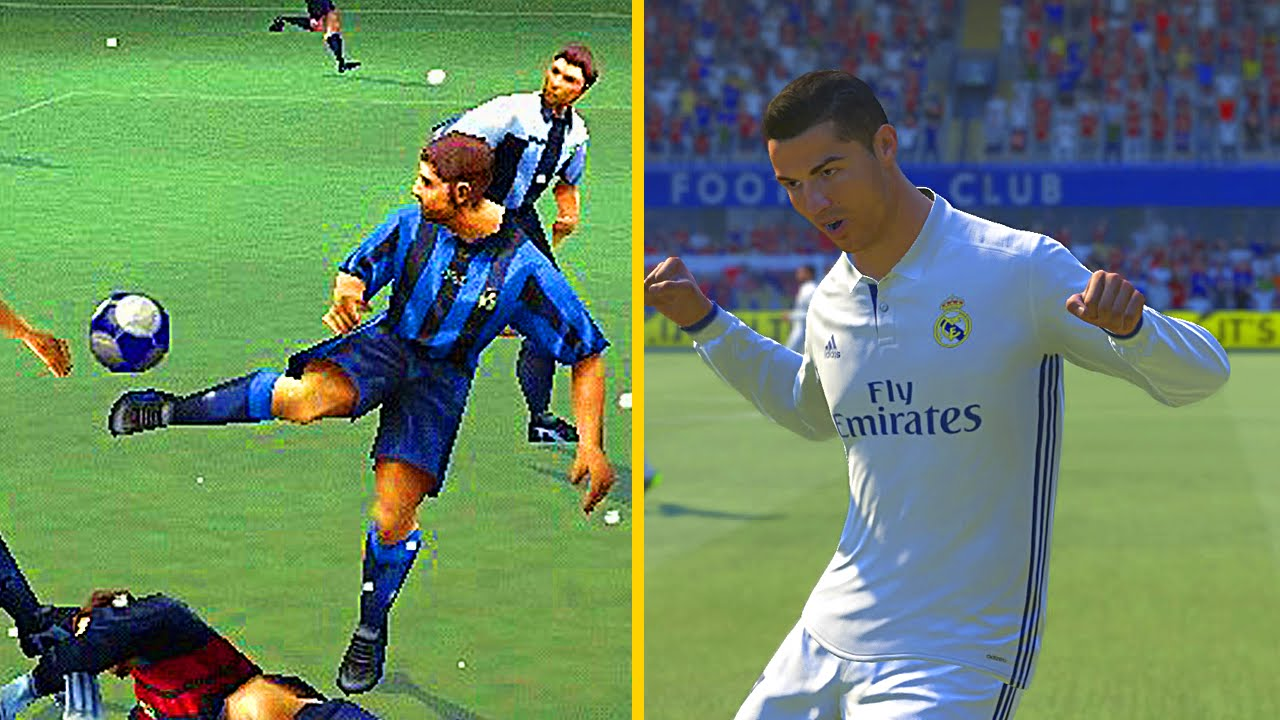 How a Scot called Gary helped Fifa overtake Pro Evolution