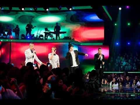 Vencedores do The Voice Portugal - Can't Stop the Feeling   Gala de Fim de Ano   The Voice Portugal