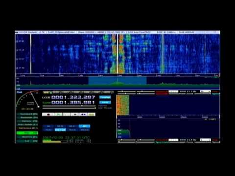 Radio Baltic Waves International 23:30 utc на 1386 кгц 20 февраля 2017 года