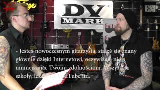 Wywiad z Andy James'em (interview with Andy James) - e-gitarzystaTV
