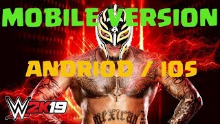 HOW TO DOWNLOAD WWE 2K19 android // 2k19 psp GAMERNAFZ 1 99