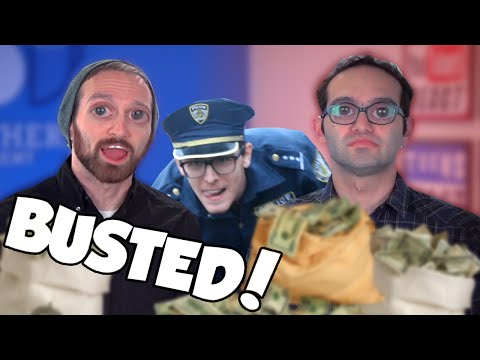 Thumbnail: Content Cop - FINE BROS & The Revenue Machine