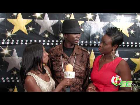 Out The Gate - Everton E-DEE Dennis stop by the myKEEtv Red Carpet