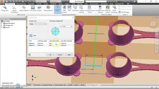 autodesk inventor tutorial  | Molding part 1
