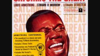 Louis Armstrong and the All Stars 1956 Mack The Knife (Live)