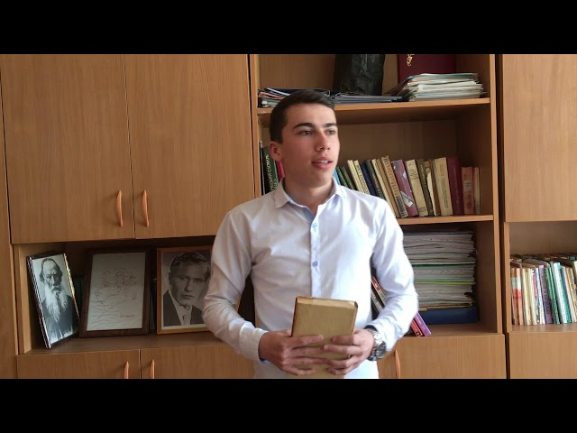 Изображение предпросмотра прочтения – ДжавохирИссоев читает отрывок изпроизведения «Один день Ивана Денисовича» А.И.Солженицына