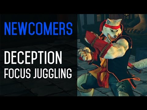 Newcomer Lessons - Deception, Holding onto Information, and Juggling Focus