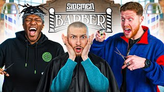 SIDEMEN BARBER SHOP (GONE WRONG)