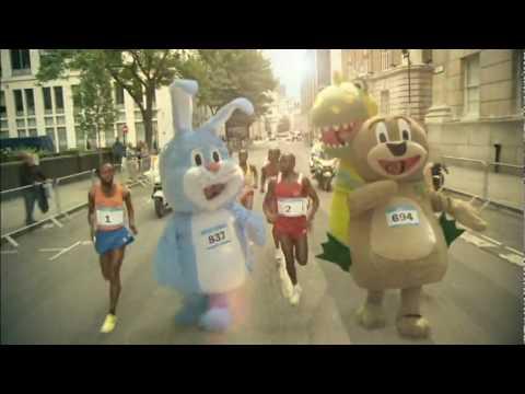 Weetabix Marathon Ad