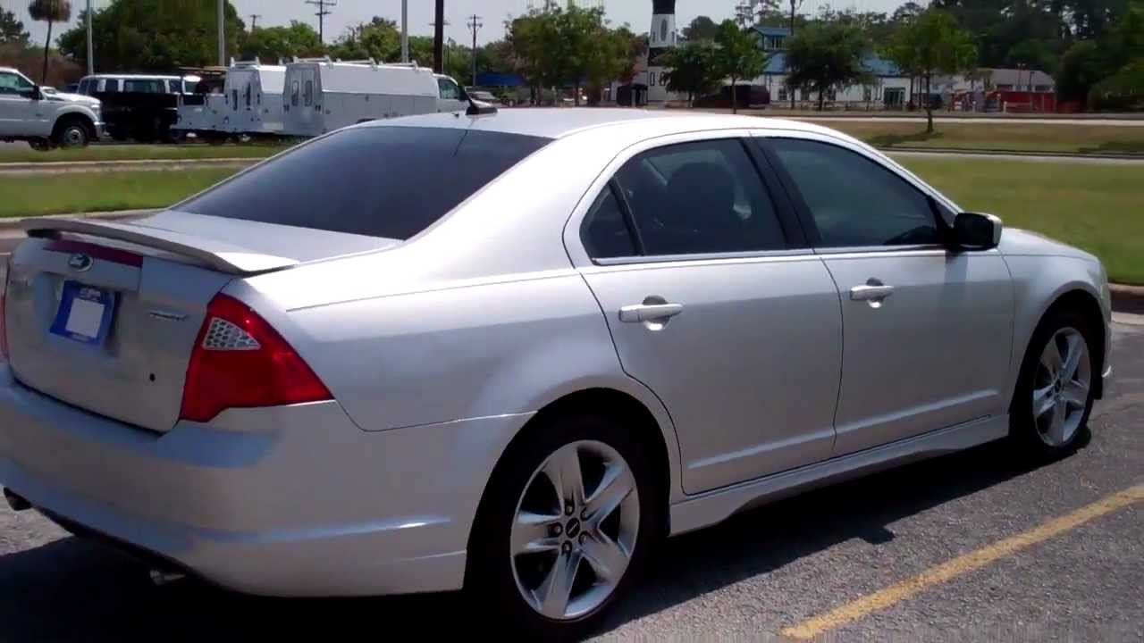 2011 ford fusion sport from jc lewis ford in savannah ga youtube. Black Bedroom Furniture Sets. Home Design Ideas