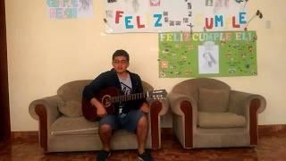 Libido - Sed || Cover Sergio JGR 🎸🎤