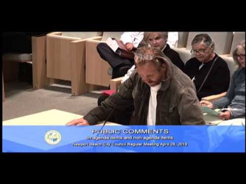 Best City Council Meeting You'll Ever See - April 26th, 2016