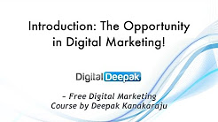 Digital marketing Deepak
