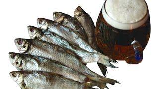 Вяленая рыба(Для вяления подходит практически любая рыба.Свежепойманную рыбу сразу не вялят, она должна полежать нескол..., 2015-05-08T04:59:46.000Z)
