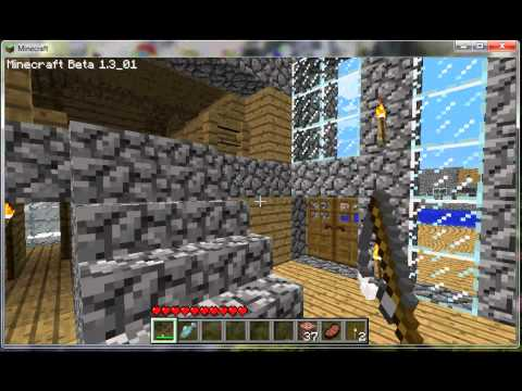 Minecraft MASSIVE town world download