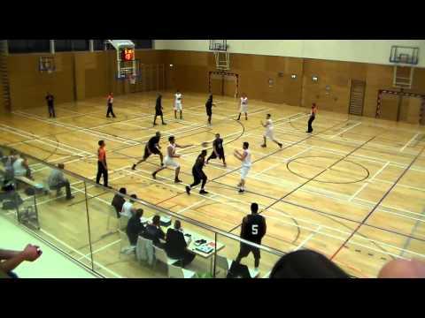 1st Half Game vs. Worthersee Piraten (in Villach, Austria) Part 1